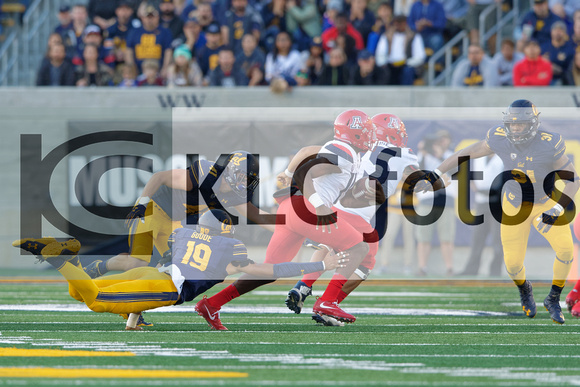 Cameron Goode (19)_FB- Arizona at Cal_20171021_174814_Robert Edwards